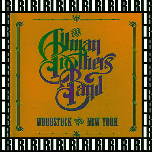 Woodstock, Saugerties, New York, August 14th, 1994 (Remastered, Live On Broadcasting) von The Allman Brothers Band