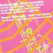 Geert van Keulen: The Nursery - Sunless - Songs and Dances of Death by Sergei Aleksashkin