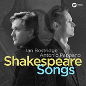 Shakespeare Songs by Ian Bostridge