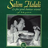 Le plus grand chanteur oriental, Vol. 2 by Salim Halali