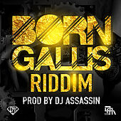 Born Gallis Riddim by Various Artists