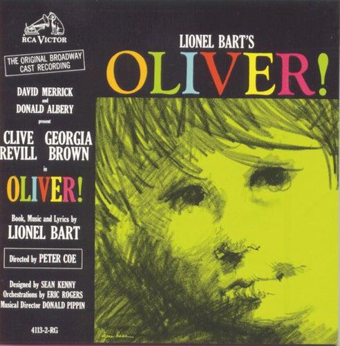 Oliver! [Original Broadway Cast] [Bonus Tracks] by Lionel Bart