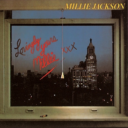 Lovingly Yours by Millie Jackson
