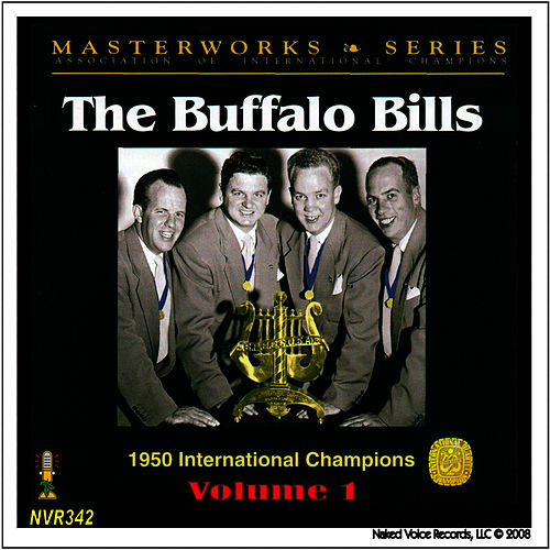 The Buffalo Bills - Masterworks Series Volume 1 by The Buffalo Bills