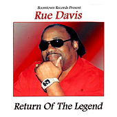 Return of the Legend by Rue Davis