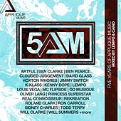 5AM, Five Years of Applique Music von Various Artists