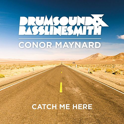 Catch Me Here (feat. Conor Maynard) by Drumsound & Bassline Smith