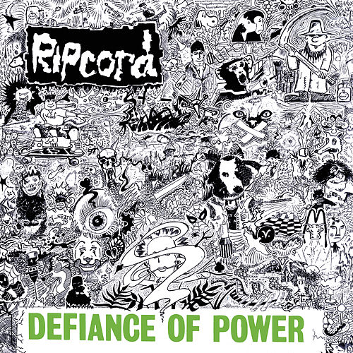 Defiance of Power by Ripcord