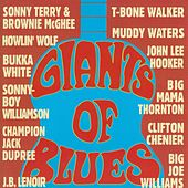 Giants of Blues (Live) von Various Artists