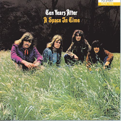 A Space In Time by Ten Years After