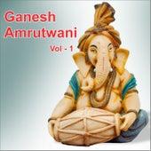 Ganesh Amrutwani, Vol. 1 by Anuradha Paudwal