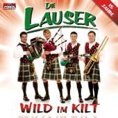 Wild im Kilt by Die Lauser
