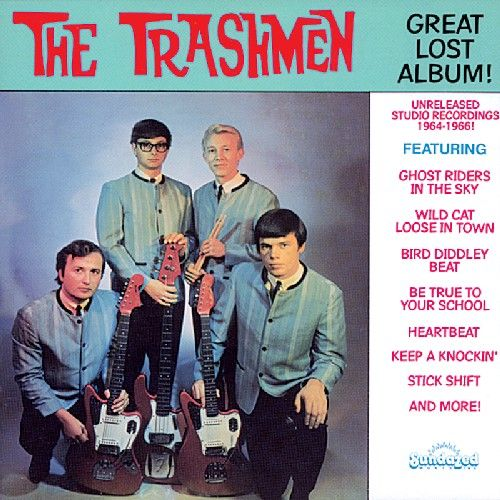 The Great Lost Trashmen Album by The Trashmen