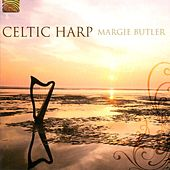 Celtic Harp by Margie Butler