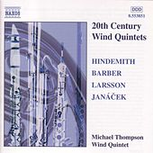 20th Century Wind Quintets by Various Artists