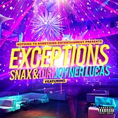 Exceptions (feat. Joyner Lucas) by Snax