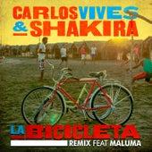 La Bicicleta (Remix) by Carlos Vives & Shakira