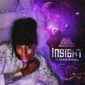 Insight (Radio Version) [feat. Katrina Mitchell] by Mahogany Jones