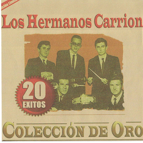 20 Exitos Colleccion De Oro by Los Hermanos Carrion