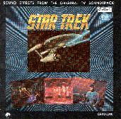 Star Trek: Sound Effects  by Jack Finlay, Douglas Grindstaff and Joseph Sorokin