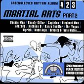 Greensleeves Rhythm Album #23: Martial Arts Part 2 by Various Artists