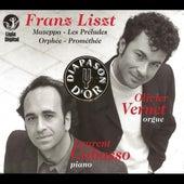 Liszt: Mazeppa, Les Préludes, Orphée & Prométhée by Olivier Vernet