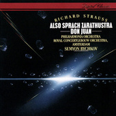 Richard Strauss: Also sprach Zarathustra; Don Juan by Various Artists
