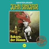 Tonstudio Braun, Folge 42: Sakuro, der Dämon by John Sinclair