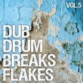 Dub Drum Breaks Flakes, Vol. 5 by Various Artists
