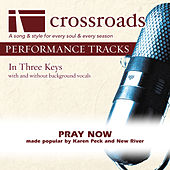 Pray Now (Made Popular by Karen Peck and New River) [Performance Track] by Crossroads Performance Tracks
