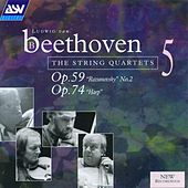 Beethoven: String Quartets, Op.59 No.2