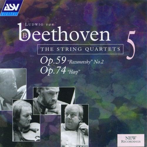 Beethoven: String Quartets, Op.59 No.2
