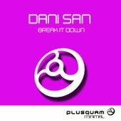 Break It Down by Dani San