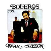 Boleros Con: by Oscar D'Leon