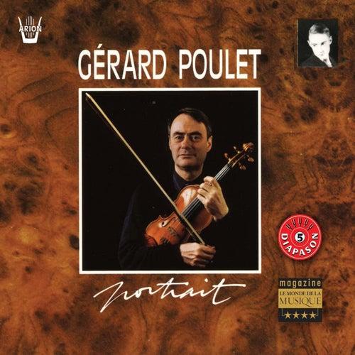 Gérard poulet : Portrait by Gérard Poulet
