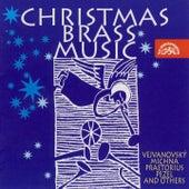 Christmas Brass Music - Otto, Vejvanosvský, Praetorius, et al. by Prague Brass Soloists