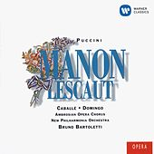 Puccini - Manon Lescaut by Various Artists