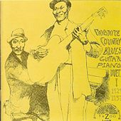 Favorite Country Blues: Piano-Guitar Duets, 1929-1935 by Various Artists