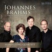 Brahms: Complete String Quintets by Mandelring Quartett
