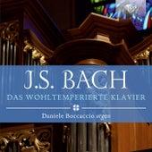 J.S. Bach: Das Wohltemperierte Klavier by Daniele Boccaccio