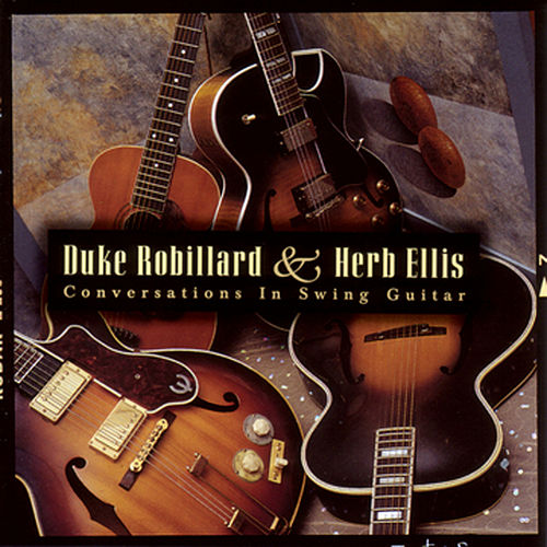 Conversations In Swing Guitar by Duke Robillard