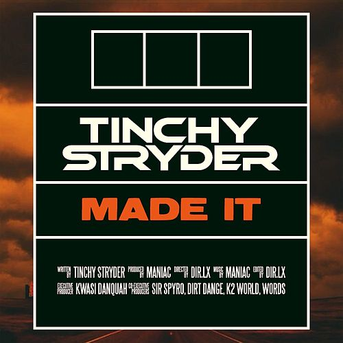 Made It by Tinchy Stryder