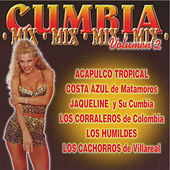Cumbia Mix Vol. 2 by Various Artists