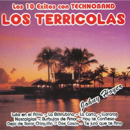Los 10 Exitos Con Technobanda by Los Terricolas
