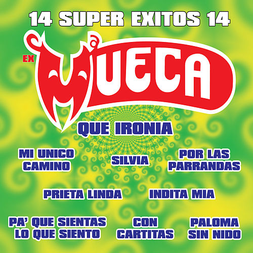 14 Super Exitos by Los Muecas