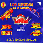 Los Elegidos de la Cumbia by Various Artists
