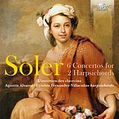 Soler: 6 Concertos for 2 Harpsichords by Agustín Álvarez