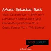 Red Edition - Bach: Violin Concerto No. 1, BWV 1041 & Organ Sonata No. 4