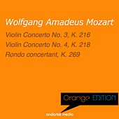 Orange Edition - Mozart: Violin Concerto No. 3, K. 216 & Violin Concerto No. 4, K. 218 by Various Artists