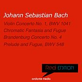 Red Edition - Bach: Violin Concerto No. 1, BWV 1041 & Chromatic Fantasia and Fugue by Various Artists